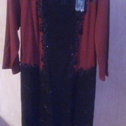 Dress knitwear, in real life look beautiful r.50,52