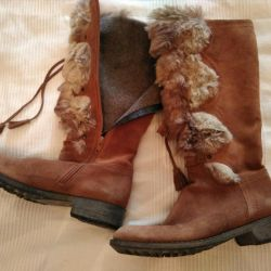 Italian boots for spring-autumn