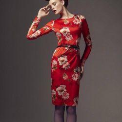 French designer, dress dressed once