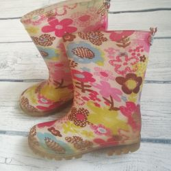 Rubber boots 26-27 size