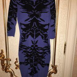 Платье mcqueen