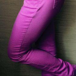 Yazlık bayan pantolonları