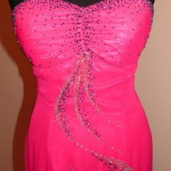 Evening dress for prom