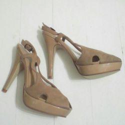 Туфли новые, 37 р.