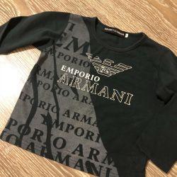Armani sweatshirt