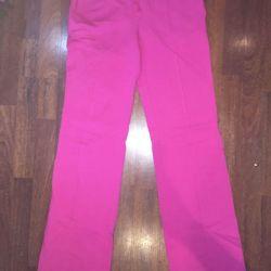 Yeni pantolonlar Yaxo