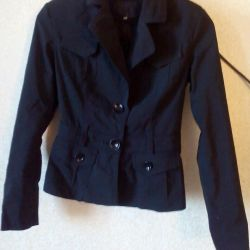 Jacket, exchange