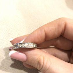 Δαχτυλίδια Swarovski δαχτυλίδι