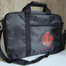 Briefcase-bag for Notebook Textiles 38 * 26