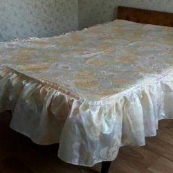 Cuvertură pe pat