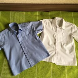 Shirts for 7 years