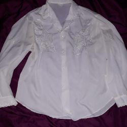Blouse shirt