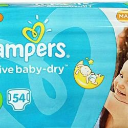 Pampers New Pack
