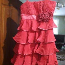 Κομψό φόρεμα Σαββατοκύριακου 38r-r