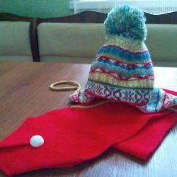 Şapka, kış