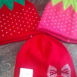 нові шапочки