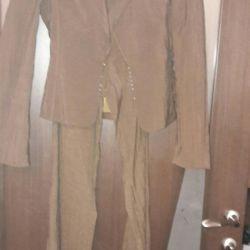 Νέο κοστούμι παντελόνι p 42