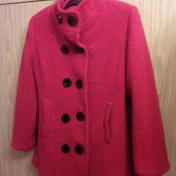 Μοντέρνο παλτό. Καλοκαιρινή τιμή!