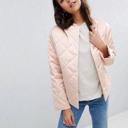 Новая стеганая курточка