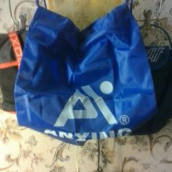 Handbags for sports accessories