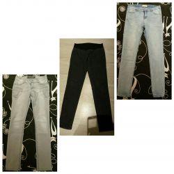 Skinny skinny jean pantolon