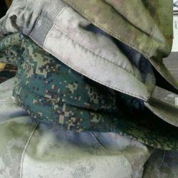 Fleece cap / baseball cap