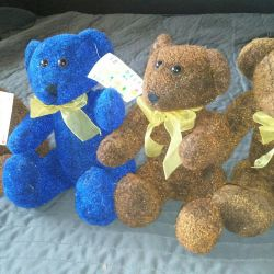 Collectible BEARS NEW
