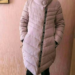 Winter coat for a girl of 10-15 years old TORG
