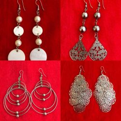 Jewelry, earrings