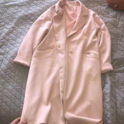 Pink coat NEW