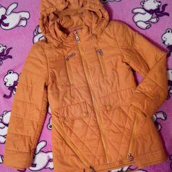 Demi-season jacket 128 rr