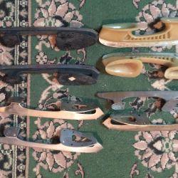 Blades for skates