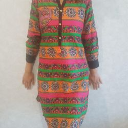 XS women's tunic from India new
