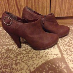 Comfortable ankle boots