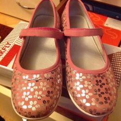 Туфли школьные 35 размер