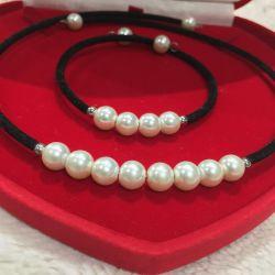 Bracelet (necklace as a gift)