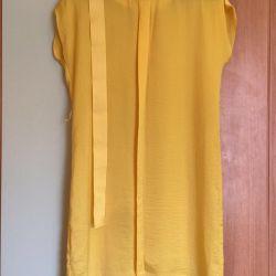 Kuşaklı Ostin elbise