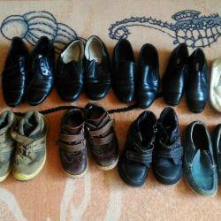 Erkek çocuk ayakkabı 27-33