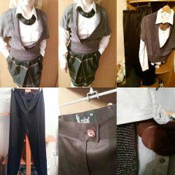 Τοποθετήστε τη φούστα ή το παντελόνι 44-46 (M)