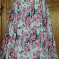 Ulyana Sergeenko's skirt