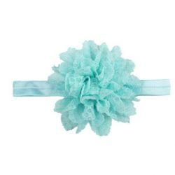 Noua gumă pentru cap. Flori!