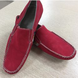 Dokulu Loafer'lar