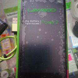 Νέο smartphone leagoo Power 2 16 GB