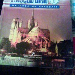 Fransızca dil ders kitabı