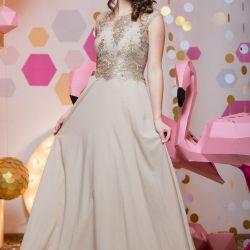 Вечернее платье 64