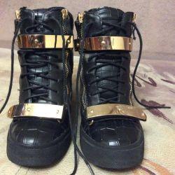 Сникерсы Giuseppe Zanotti ботинки
