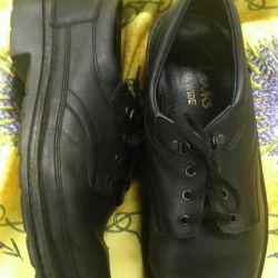 Μέγεθος 46-47. Δερμάτινα παπούτσια Clarks