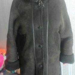 Sheepskin coat 44/46