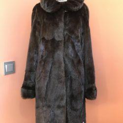 Mink coat 50-52