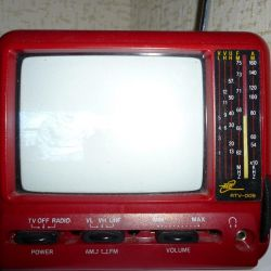 TV mini USSR